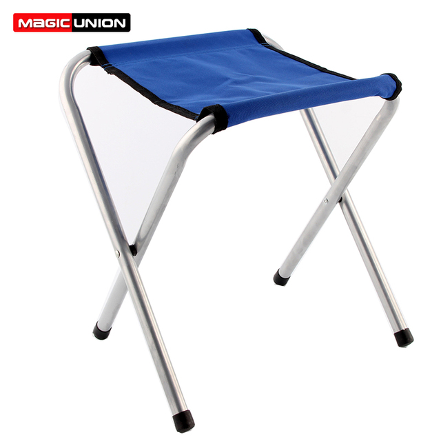 Magic Union Double Oxford Folding Stool Beach Chair Camping Fishing High Grade Leisure