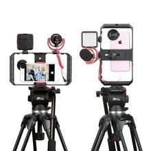 Ulanzi Stabilizer Phone Smartphone Video Case Phone Rig Handheld Smartphone Stabilizer Live Stream Youtube Mobile stabilizer