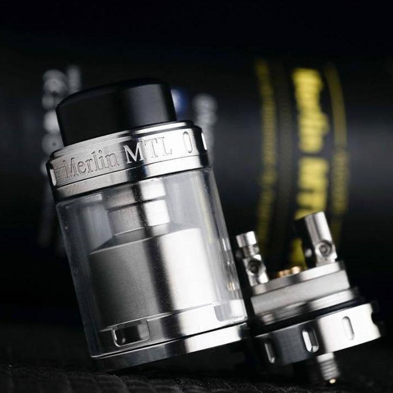 Augvape Merlin MTL RTA Atomizador para cigarrillos electrónicos 5ml - Cigarrillos electrónicos - foto 3