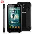 """Original blackview bv5000 teléfono móvil 5 """"mtk6735 quad core 2 gb ram 16 gb rom gps 5000 mah de la batería a prueba de agua smartphone ip67"""