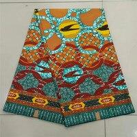 2018 Beautiful Design Super Wax Fabric Newest African Wax Fabric High Class Real Cotton Wax Fabric