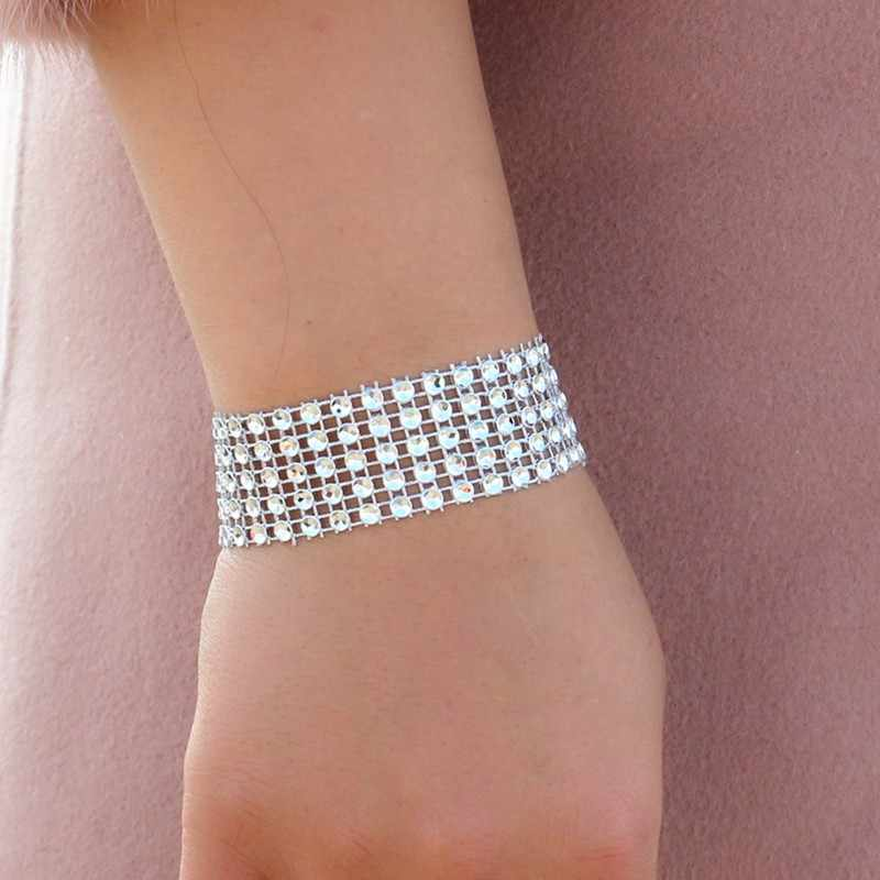 Fashion Charm Bracelet & Bangle For Women Wedding Engagement Party Jewelry feminina pulseras mujer Steampunk Bracelet