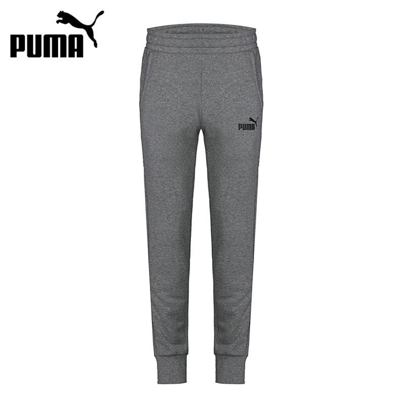 Original New Arrival 2018 PUMA ESS+ Sllim Pants TR Men's Pants Sportswear брюки мужские puma ess sweat pants fl cl цвет черный 83837801 размер xxl 52 54