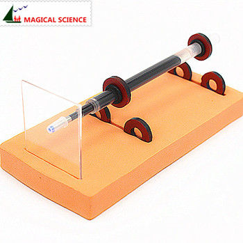 Wholesale Physical Experiment Homemade Magnetic Levitation Pen DIY Materials,home School Educational Kit For Kids Students