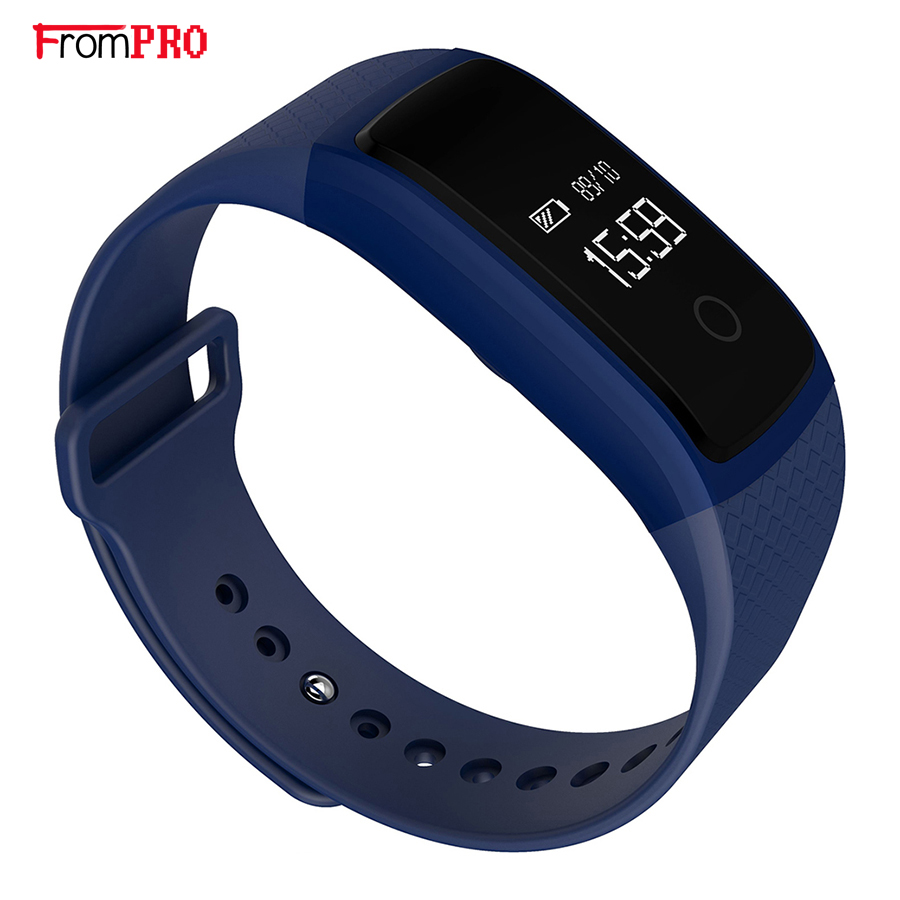 Fromp Smart Watch Blood Pressure Oxygen Band Heart Rate A09 Health Monitor Tracker Activity Bluetooth Waterproof