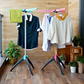 New Design Magic Clothes Drying Rack Multifunctional Clothing Hangers Coat Rack Drying Hangers
