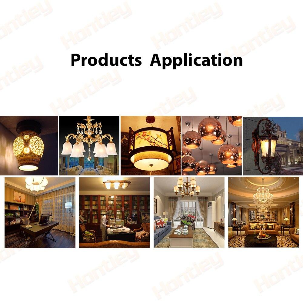 Купить с кэшбэком Hontiey LED Silicone Mini Corn Bulb AC 110V 220V G4 G9 E11 E12 E14 E17 BA15D White light Dimming Chandelier Replace Halogen Lamp