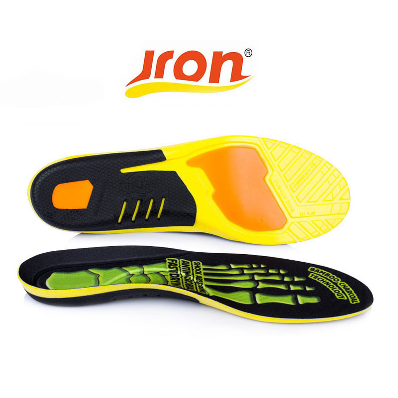 Top Quality 1 Pair PU Sports Insole Gel Silicone Massaging Insole Orthopedic Insole Silicon Plantar Fasciitis Sports Running free shipping 1 pair unisex sport insole gel massaging insole arch support orthopedic plantar fasciitis running silicone insole