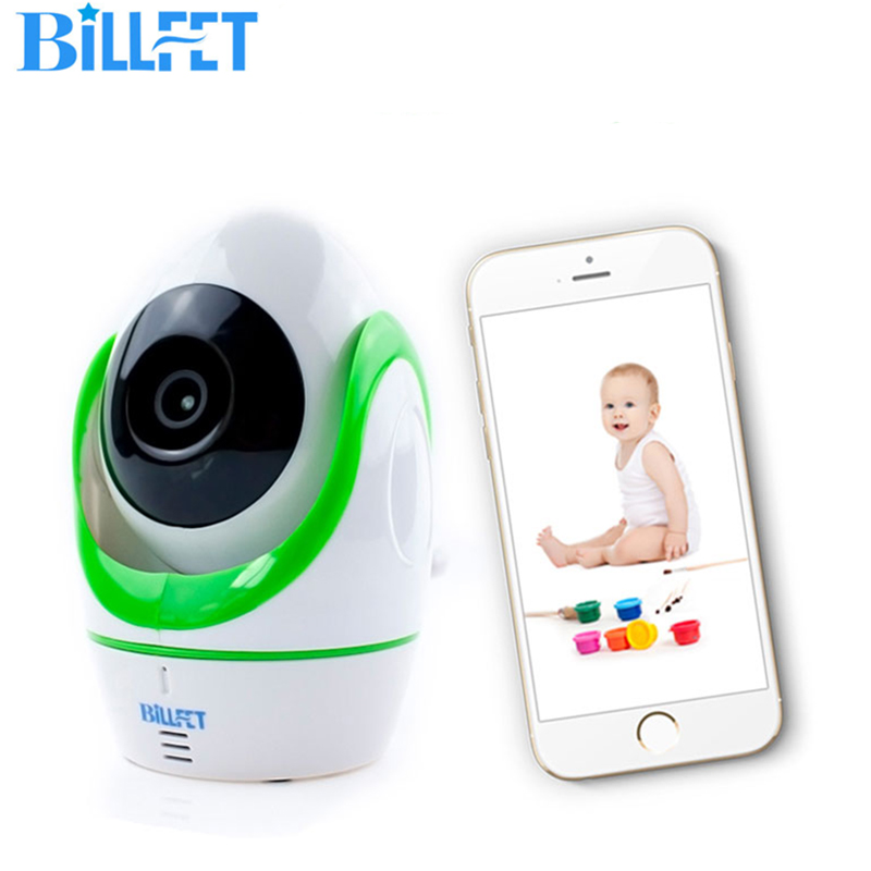 Видео Монитор Младенца Беспроводной HD720 P Wifi Ip-камера Wi-Fi Цифровая Камера Пульт Дистанционного Управления Беспроводной бэби-монитор wi-fi Каме…