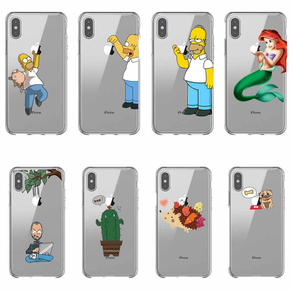 funda iphone 5c simpson
