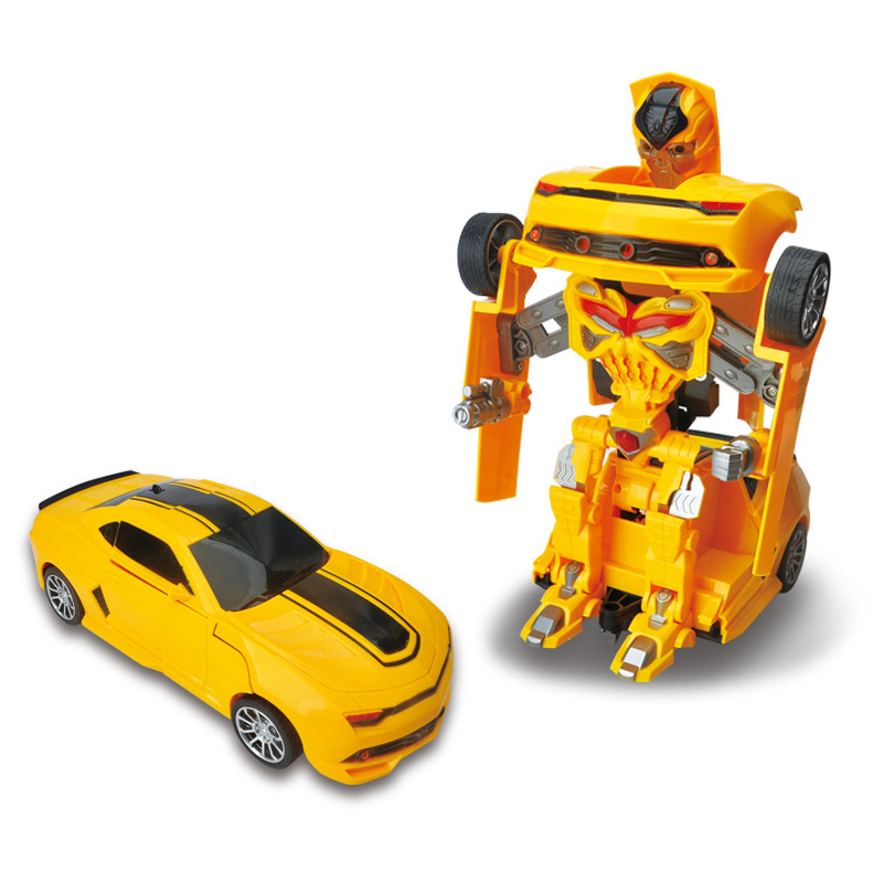 Transformation Kids Classic Robot Cars Toys Model Deformation Figure Robot Collection Classic Toys Christmas Gift For Boy
