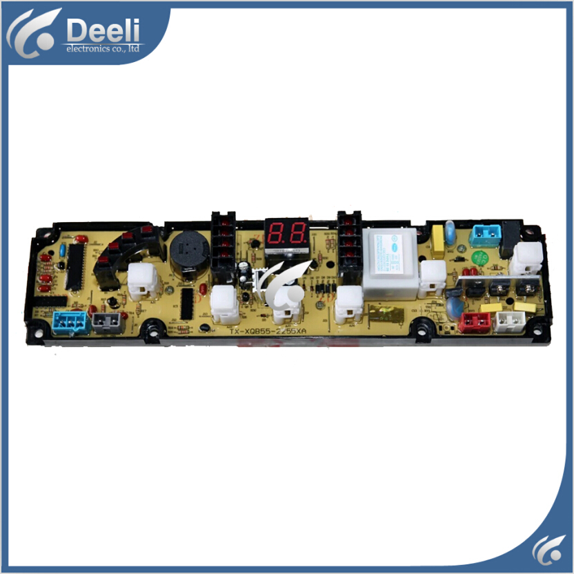 100% new washing machine control board for XQB60-2388 for XQB62-568 Computer board XQB65-656 цены онлайн
