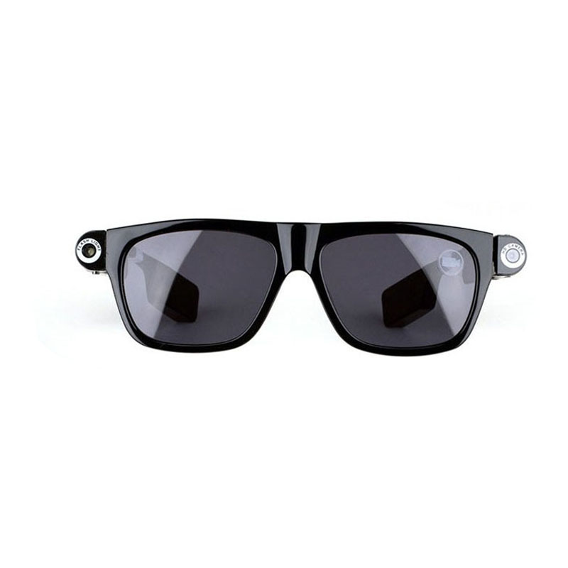 eyeglasses Smart Wireless Wearable Bluetooth Headset MP3 Camera tf card gps phot