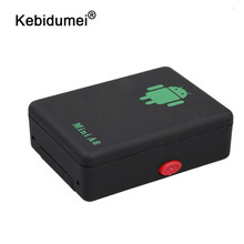 Kebidumei GSM GPRS LBS Localizador Global Mini A8 Kid Pet No GPS de Rastreamento Em Tempo Real Do Carro Cabo USB Rastreador SOS botão do Dispositivo Rastreador(China)