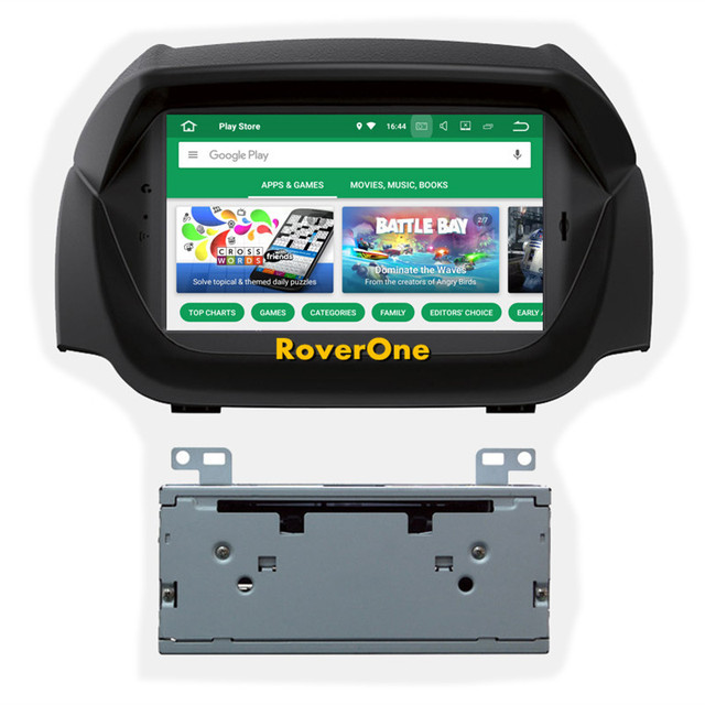 US $444 99 9% OFF|RoverOne Android 8 0 Octa Core Car Radio DVD GPS For Ford  Ecosport 2012+ Touchscreen Multimedia Player Head Unit Bluetooth-in Car