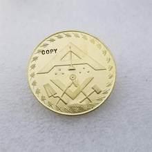 Pièce de monnaie de copie de la romance française
