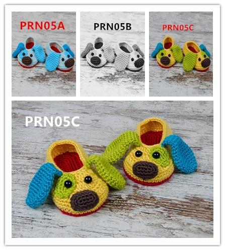 Energisch Baby Jungen Schuhe, Hund Loafer Schuhe, Baby Dusche Geschenk Häkeln Booties