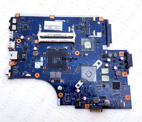 MB.N9X02.001 NEW70 MBN9X02001 for acer aspire 5741G laptop motherboard HM55 HD 5470 ddr3 Free Shipping 100% test ok