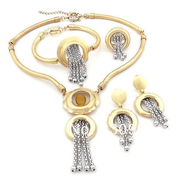 2014 italian gold plated jewelry sets Pakistani bridal dubai gold