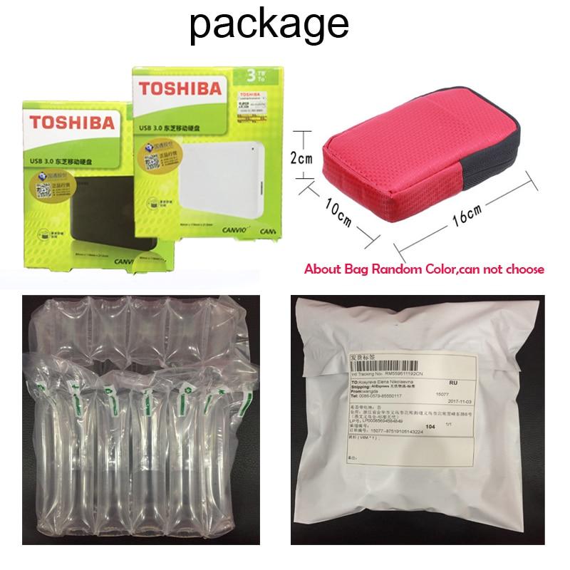 Toshiba Canvio Basics READY 3TB disk HDD 2.5