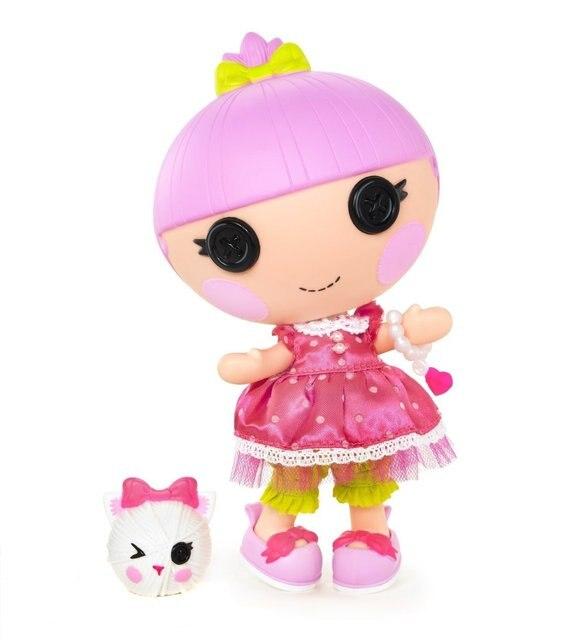 Mga lalaloopsy littles doll destellos baratija regalos de los niños ...