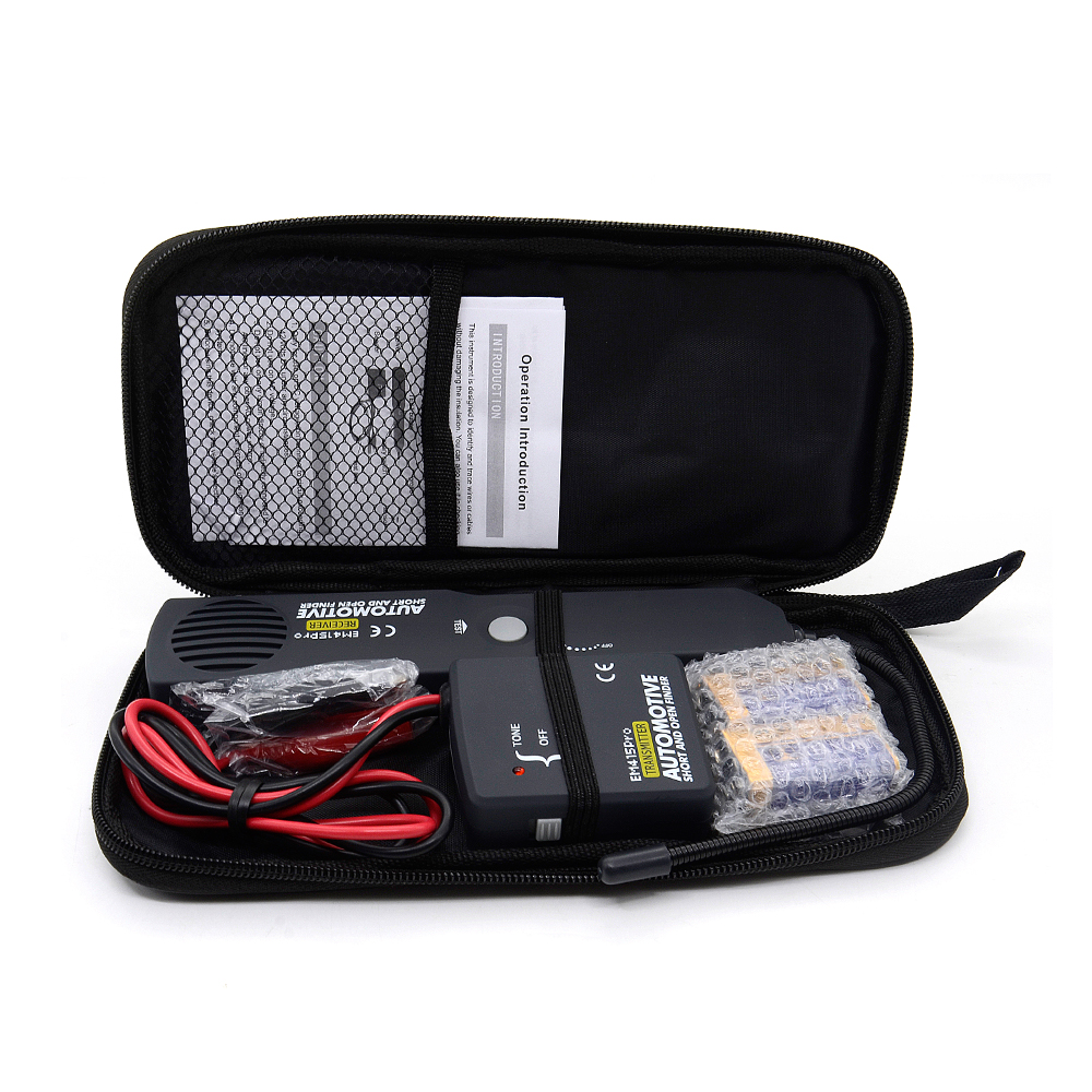 Automotive short&open circuit Finder Tester Cable Wire Tracer ...