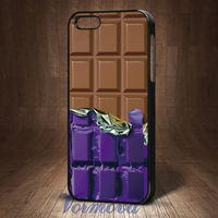 Chocolate Cool New Realistic Accessory Cover Case For Samsung Galaxy S3 S4 S5 S6 S6 Edge
