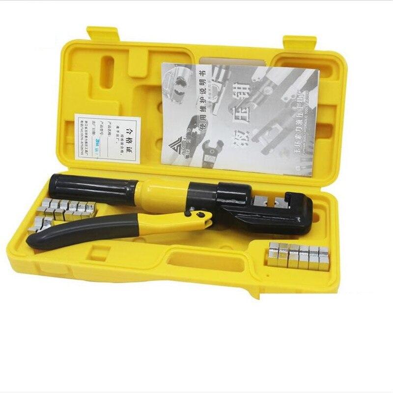 Hydraulic Crimping Tool Hydraulic Crimping Plier Hydraulic Compression Tool YQK-70 Range ...