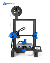 LONGER 3D Printer FDM LK2 High Precision Printing Touch Screen Power Failure Printing DIY Kit