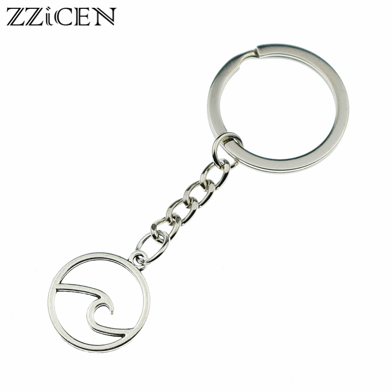 """Brass Anchor And Shackle Key Chain Nautical Maritime Key Ring New 4.5/"""" Long"""
