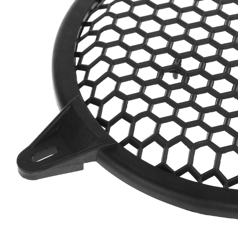 """Image 4 - Universal Subwoofer Grill Grille Guard Protector Cover 6"""" 8"""" 10"""" 12"""" Sub Woofer Car Home Audio Speaker Video-in Speaker Accessories from Consumer Electronics"""