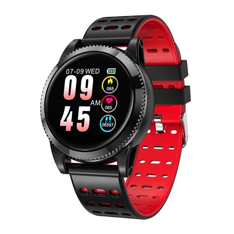 M11 Frequenza Cardiaca Smart Monitor di Pressione Sanguigna Orologio Inseguitore di Fitness Reloj Inteligente Sport Smartwatch Connect IOS Android Phone