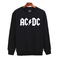 Rock And Roll AD DC Sweatshirts Classic Style Sweatshirt Men Hoodies Fashion Hoodie Mens Hip Hop