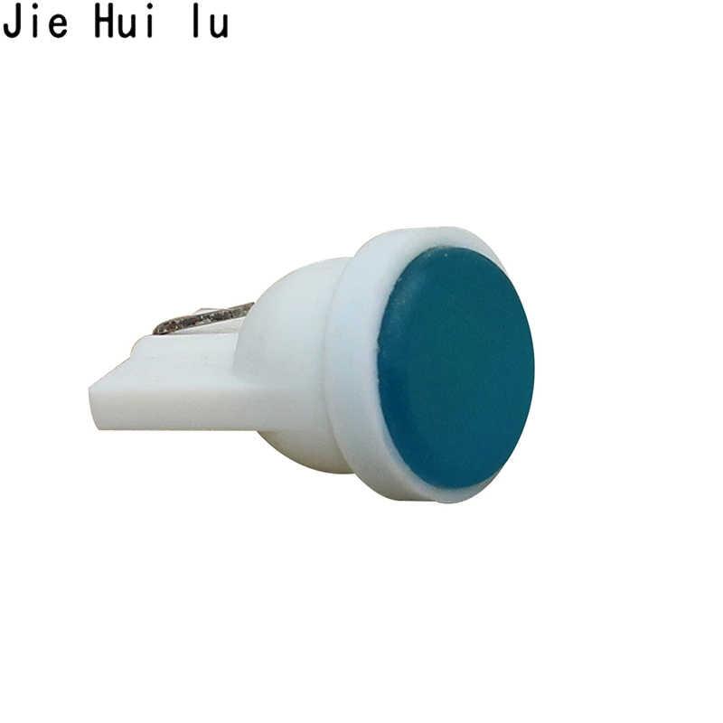 1 個セラミック車のインテリア Led T10 COB W5W 168 ウェッジドア音源電球ランプ光板ホワイト /ブルー/グリーン/レッド/イエロー