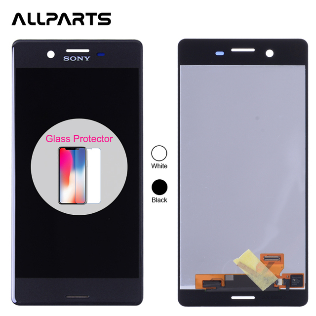 New 5.0 inch Display For Sony Xperia X LCD F5121 Touch Screen Digitizer Assembly For Sony Xperia X LCD F5121