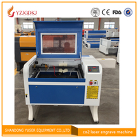 4060 Laser Engraving 600*400mm 80W Co2 Laser Cutting Machine with Honeycomb Specifical for Plywood/Acrylic/Wood/Leather