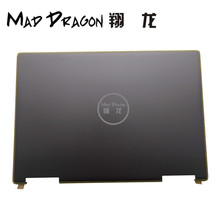 MAD DRAGON Brand LCD Rear Cover Top Shell Screen Lid For Dell Inspiron 13 7370 7373