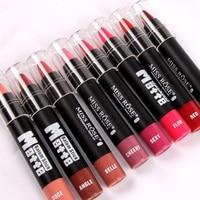 Hot Makeup Kissproof Lip Pencil Cosmetic Matte Makeup Long Lasting Effect Powdery Matte Soft Lipstick Pencil