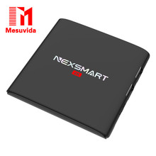Mesuvida [véritable] NEXSMART D32 1G 8G Smart TV Box Quad-core Armcortex A7 Android 5.1 1080 P 4 k KD 16.1 2.4G WiFi Set Top boîte