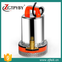 centrifugal water pump 135w 24v dc cooper motor water pump portable dc solar pump 12v dc mini water pump submersible