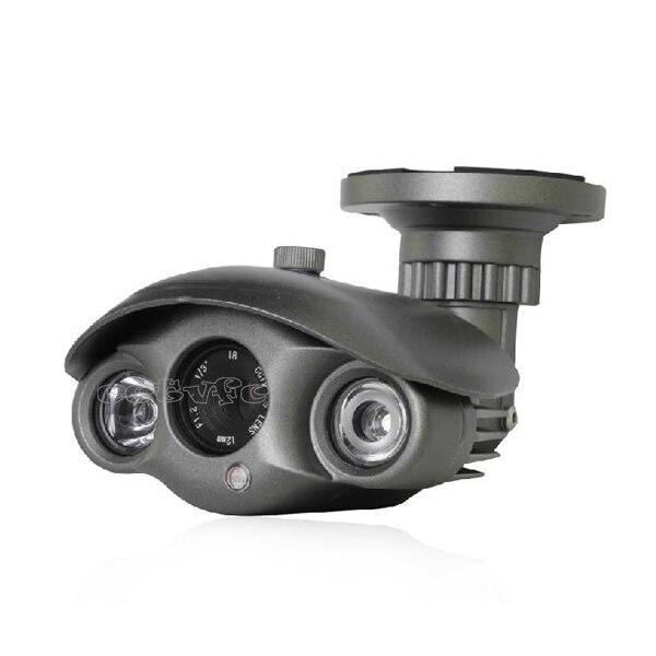 """Effio-es 1/3""""CCD 750TVL 12mm Dual Array IR Leds CCTV Security Camera With OSD Menu A20"""