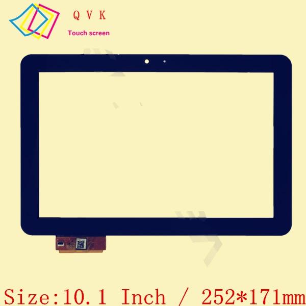 Black For BQ EDISON 1 2 3 DE Quad 10.1 FLEX Tablet Pc Capacitive Touch Screen Glass Digitizer Panel Free Shipping