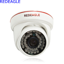 REDEAGLE HD 1.0MP AHD Security Camera 720P Indoor Use 3.6mm Lens IR-Cut Filter Night Vision For CCTV AHD DVR