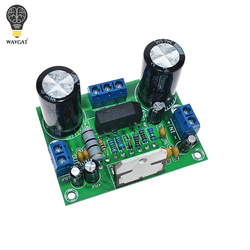 Smart Electronics TDA7293 AC 12V-32V 100W Digital Audio Amplifier Single Channel AMP Board