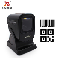 Image 2D Omni directional Barcode Scanner Desktop Barcode Reader for all 1d and 2d barcodes SM 8200