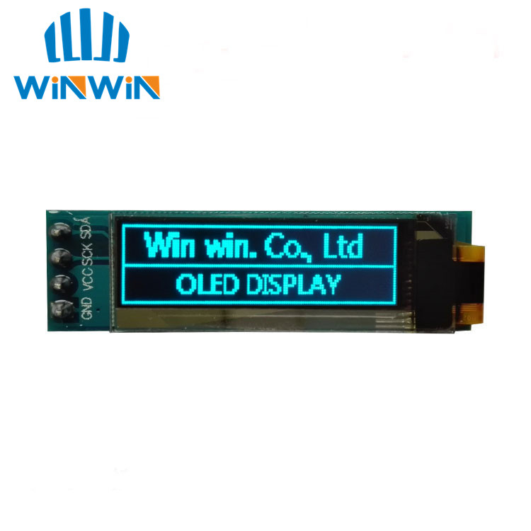 D34 1pcs 0.91 Inch OLED Module  0.91
