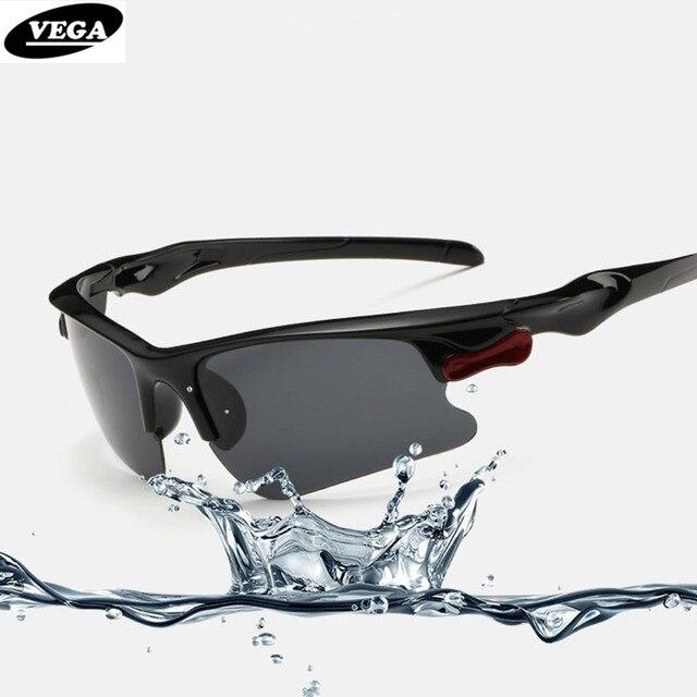 VEGA Popular Men Military Sunglasses Polarized Outdoor Sports Sun Glasses For Biker Driver Super Cool Shooting Sunglasses 3106