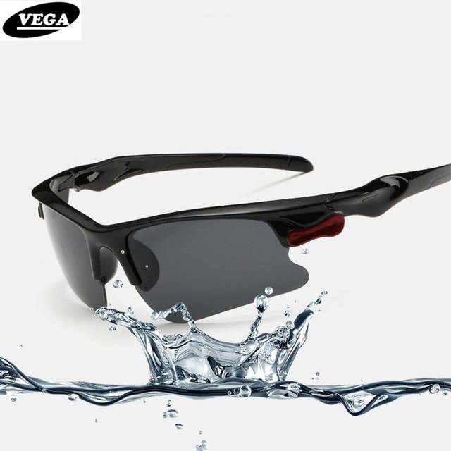 VEGA Popular Militar Homens Óculos Polarizados Óculos de Esportes Ao Ar Livre Óculos de Sol Para Motorista Biker Super Cool Tiro os Óculos De Sol 3106