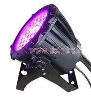 Good Quality High Power 36W DMX LED RGB Wall Washer DMX LED RGB Floodlight 110V 250VAC