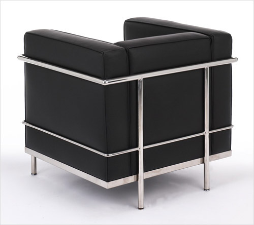 Le Corbusier LC2 Petit Comfort Sofa Chair. Metal Frame, Genuine Leather  Surface Sofa.living Room Furniture. Sofa Set.wellDesign. In Living Room  Sofas From ...